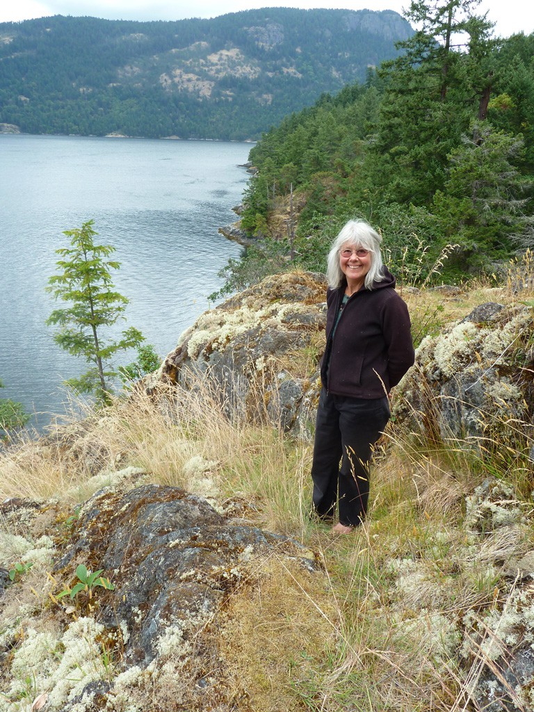 Nature photographer Tamar Griggs on Bold Bluff